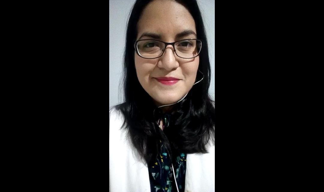 Anaís, cardiologista venezuelana na Colômbia