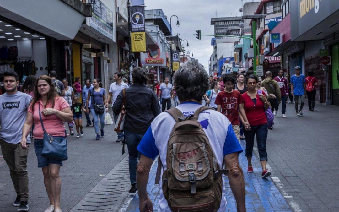 Andrés, solicitante de refúgio na Nicarágua