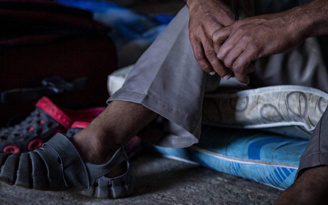 Ernesto*, solicitante de refúgio nicaraguense